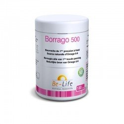 Be Life Borrago 500 bio 180 capsules