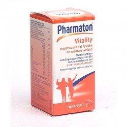 Pharmaton capsules vitality30