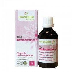 Pranarom Feminaissance gommage vergetures huile ess 15ml