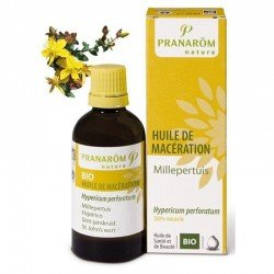 Pranarom Millepertuis huile de macération 50ml