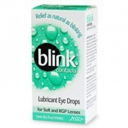 Blink contacts - eye drops 10ml