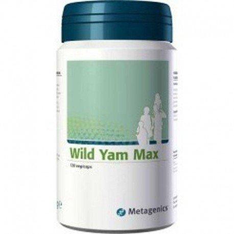 Metagenics Wild yam max funciomed 120 capsules