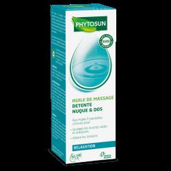 Phytosun massage detente nuque & dos 50ml