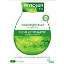 Phytosun gélule eucalyptus radiata 30 pièces