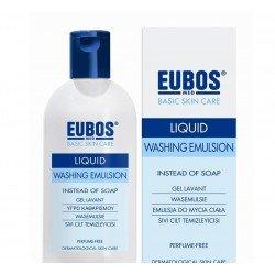 Eubos savon liquide bleu n/parf 200ml