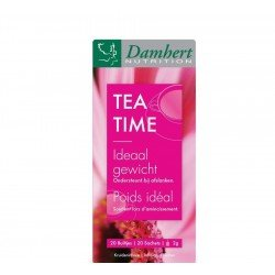 Damhert tea time the poids ideal sach 20
