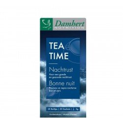 Damhert tea time the nuit sach 20