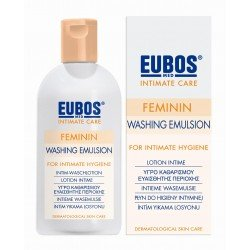 Eubos féminin émulsion lavante 200 ml