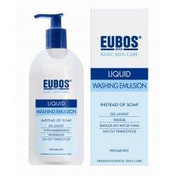 Eubos savon liquide bleu n/parf 400ml