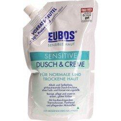 Eubos crème douche sensitive refill 400ml