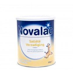 Novalac satiété 0 -12 m pdr 800g