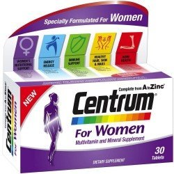 Centrum women advanced 30 comprimés