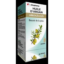 Arkogelules Huile d'argan 45 capsules