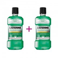 Listerine Duopack Protection Dents et Gencives 500ml 1743855