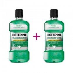 Listerine Duopack Protection Dents et Gencives 500ml 1743855