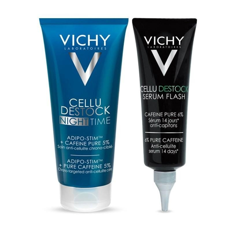 vichy duo efficacit cellu destock overnight serum flash. Black Bedroom Furniture Sets. Home Design Ideas