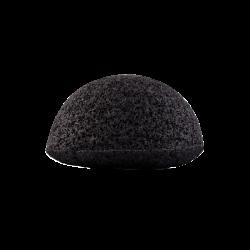 DBS Eponge Konjac au charbon de bambou - Peaux grasses ou acnéiques