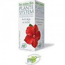 Plante System emulsion anti-âge et éclat à l'hibiscus 30ml