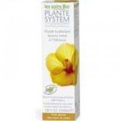 Plante system fluide hydratant bonne mine à l'hibiscus 15ml