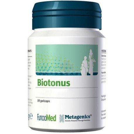 Metagenics Biotonus funciomed 50 caps