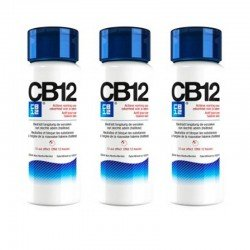 Cb12 Mauvaise haleine 12h regular 3x250ml (3 bouteilles)