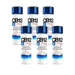 Cb12 Mauvaise haleine 12h regular 6x250ml (6 bouteilles)