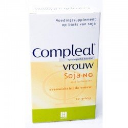 Compleal femme soja-ng capsules 60