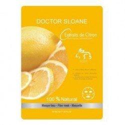 Masque tissu Citron Doctor Sloane