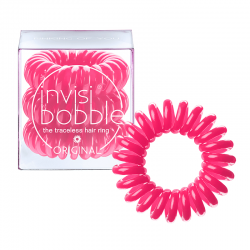 Invisibobble 3 Elastiques invisibles Rose - Pinking of You