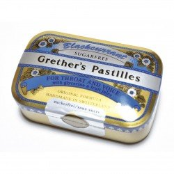 Grether's pastilles 440g sans sucre