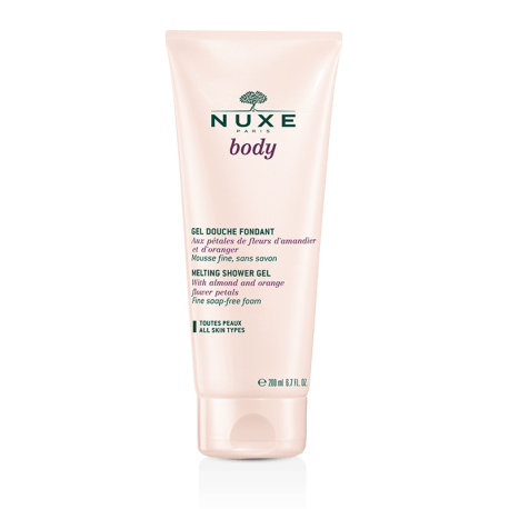 Nuxe Body Gel Douche Fondant 200ml