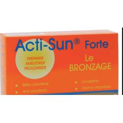 Acti-sun pp forte capsules 30