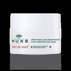Nuxe Reve de miel Creme Visage Ultra-Reconfortante jour 50ml