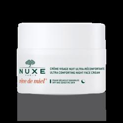 Nuxe Reve de miel Creme Visage Ultra-Reconfortante nuit 50ml