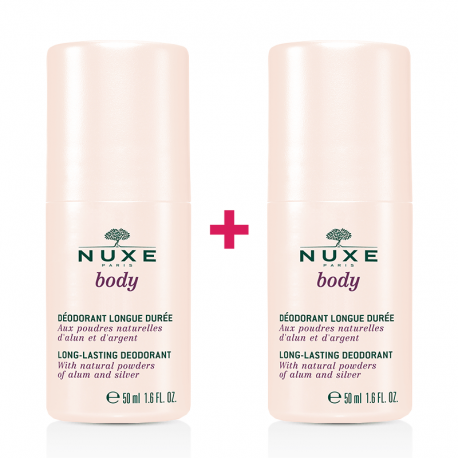 Nuxe Body DuoPack deodorant roll-on 2x50ml