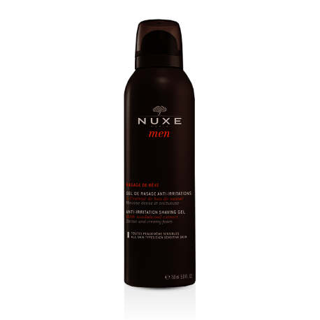 Nuxe Men Gel de rasage anti-irritations spray 150ml