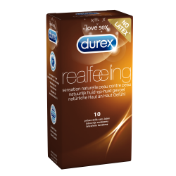 Durex Real Feeling 10 pcs