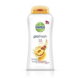 Dettol Body Wash Fresh Fruit 500ml