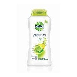 Dettol Body Wash Fresh Citrus 500ml