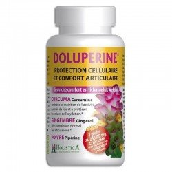 Bioholistic Doluperine pot 60 gélules