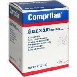 Comprilan compression bandage 8cmx5m r1027