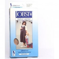 Jobst medical legwear collant maternite silky beige medium