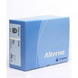 Alterna poche fermée avec plaque adhésive alterna (colostomie) midi 1p opaq 20mm-55mm 30*5776