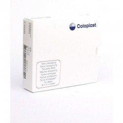Alterna plaques adhésives (colostomie, iléostomie, urétérostomie) protect+fixation 60mm 5p *2886