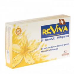 Reviva 900mcg Hypericine 60 Gélules