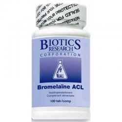 Energetica Natura Bromélaïne acl - energetica biotics en3125 100 comprimés