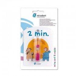 Miradent sablier 2 minutes