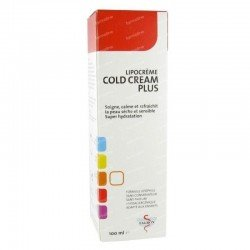 Cold cream lipocrème fdc 100ml