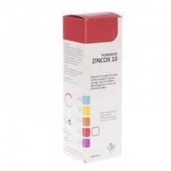 Fdc zincox 10 pommade 10% 100ml