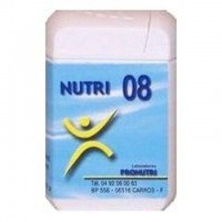 Pronutri-Floriphar Nutri 08 cortex cerebral 60 comprimés
